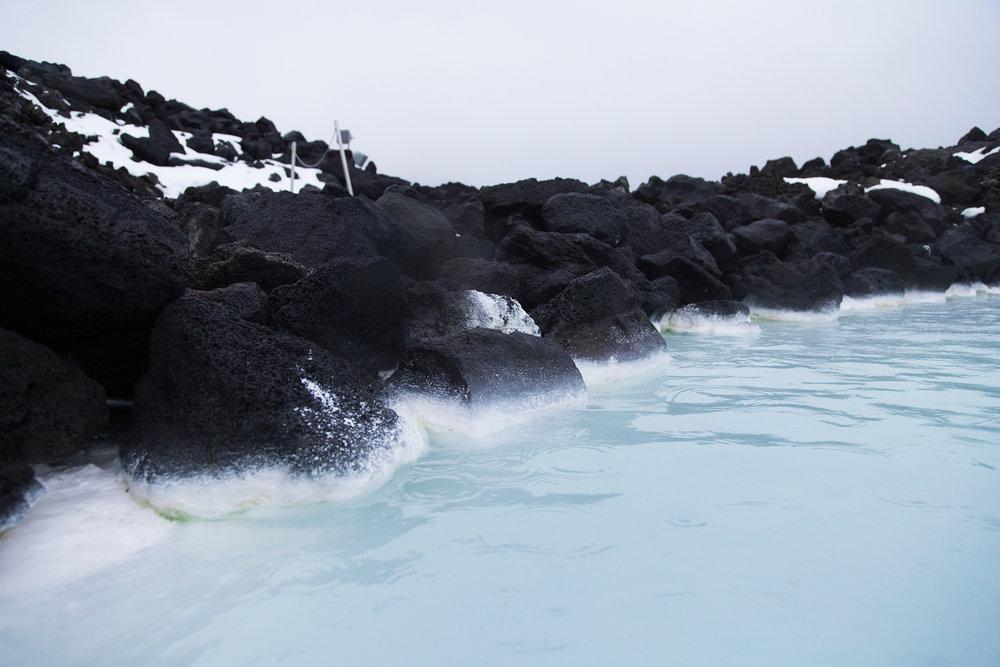 Bláa lónið, Iceland