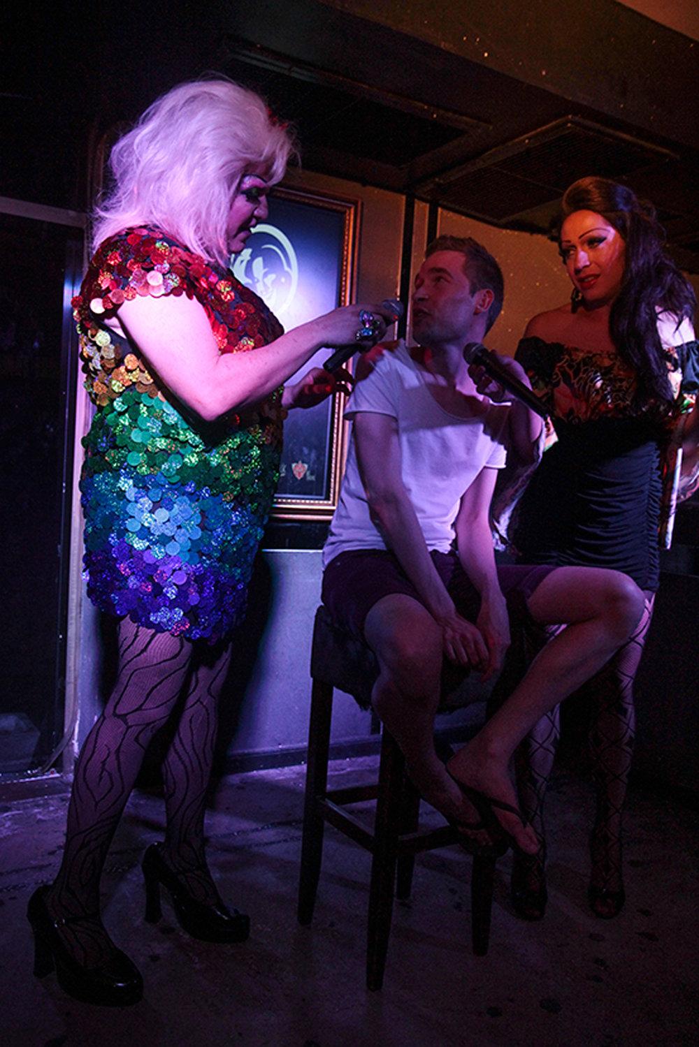 Evita Drag Night - Tel Aviv, Israel/Palestine
