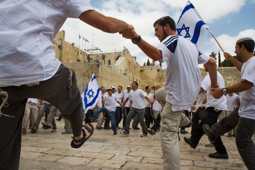 Jerusalem Day - Jerusalem, Israel/Palestine