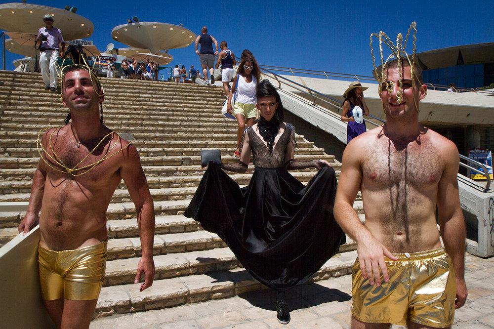 Gay Pride - Tel Aviv, Israel/Palestine