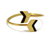 chevron-ring-snake-ring-black-and-gold.jpeg
