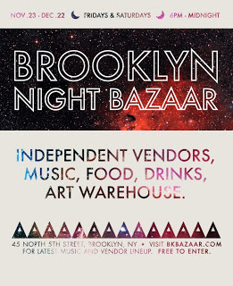 Brooklyn Night Bazaar; Holiday Editio