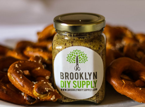 pretzel kit by Brooklyn DIY Supply