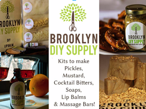 Brooklyn DIY kits