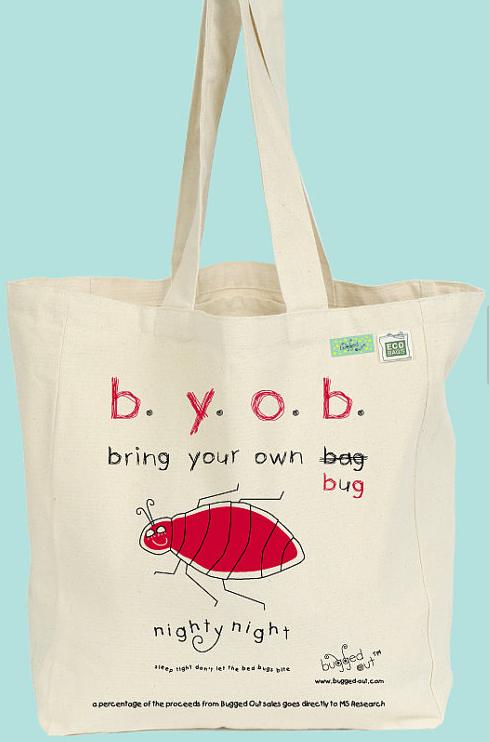 tote by bugged out