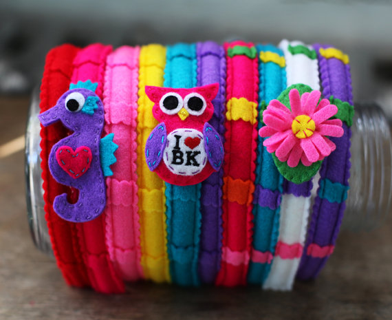 Headbands from Brooklyn Owl