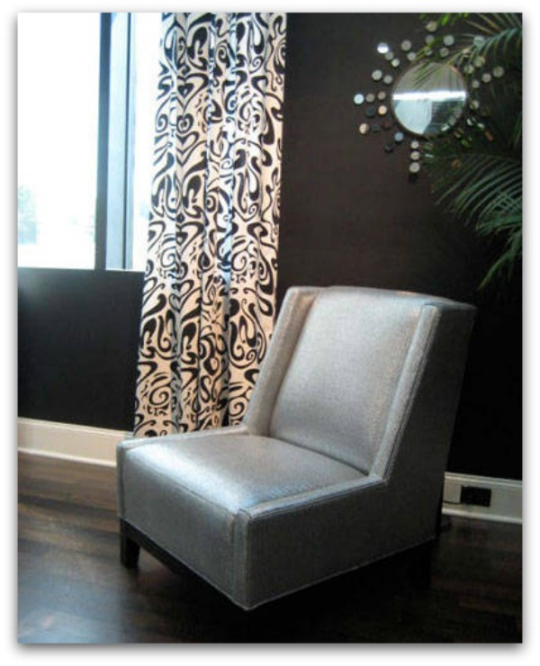 Metallic-Leather-Chair-Fall-Home-Trend