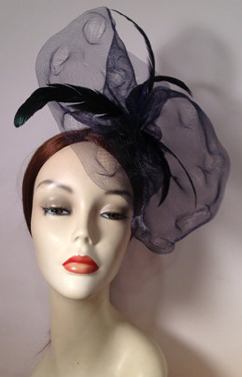 fascinator from Artikal NYC