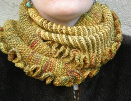 Harvest Cowl from Modern Fibre