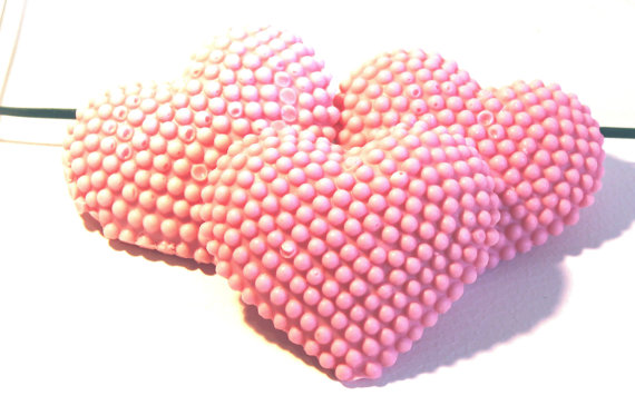 Large Heart Soaps with Bubbles, Set of 3 , $12.00 by BubblesApp