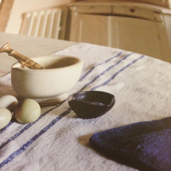 Linen from Cloth by Cassandra Ellis