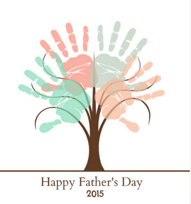 Beautiful Print's Father's Day Poster