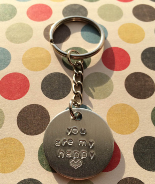 keychain from  Ye Old Stamping Ground