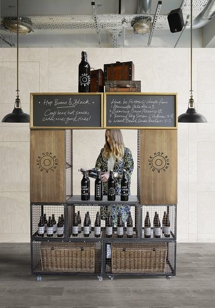 Mobile Wine Tasting |RetailDesignBlog.com