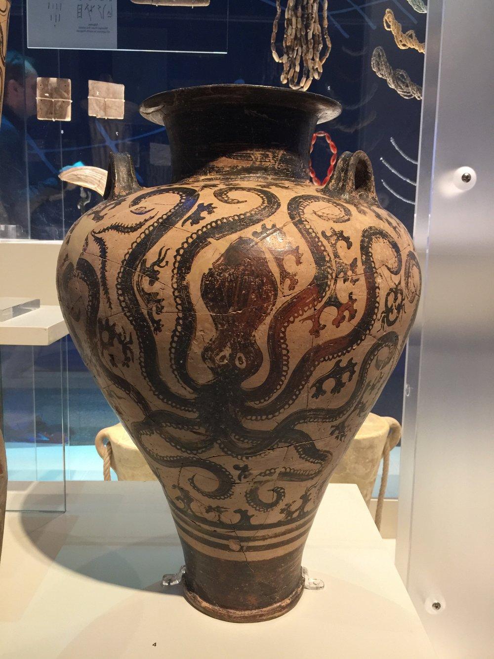 Myceneean Vase