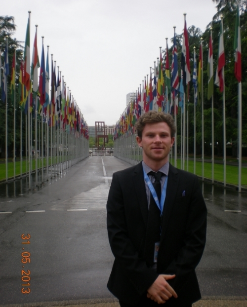 Attending the United Nations