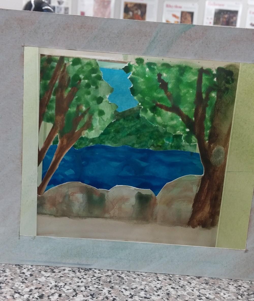 """Woods Scene"""