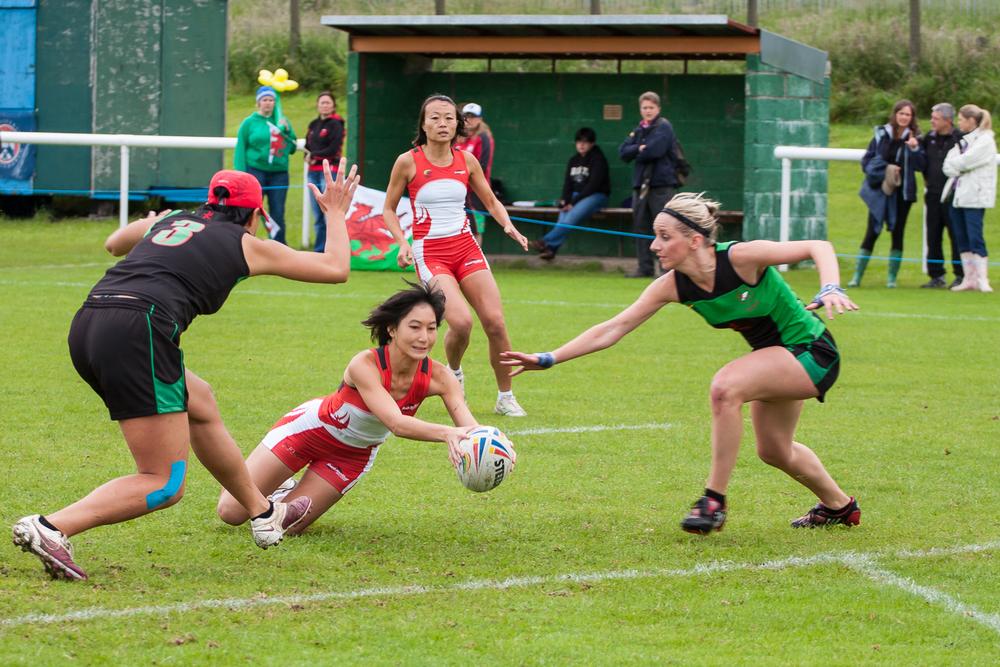 Singapore Womens vs Wales