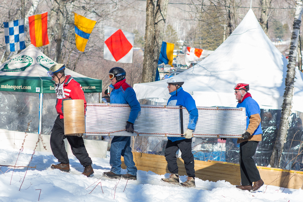 US National Toboggan Championships 2014