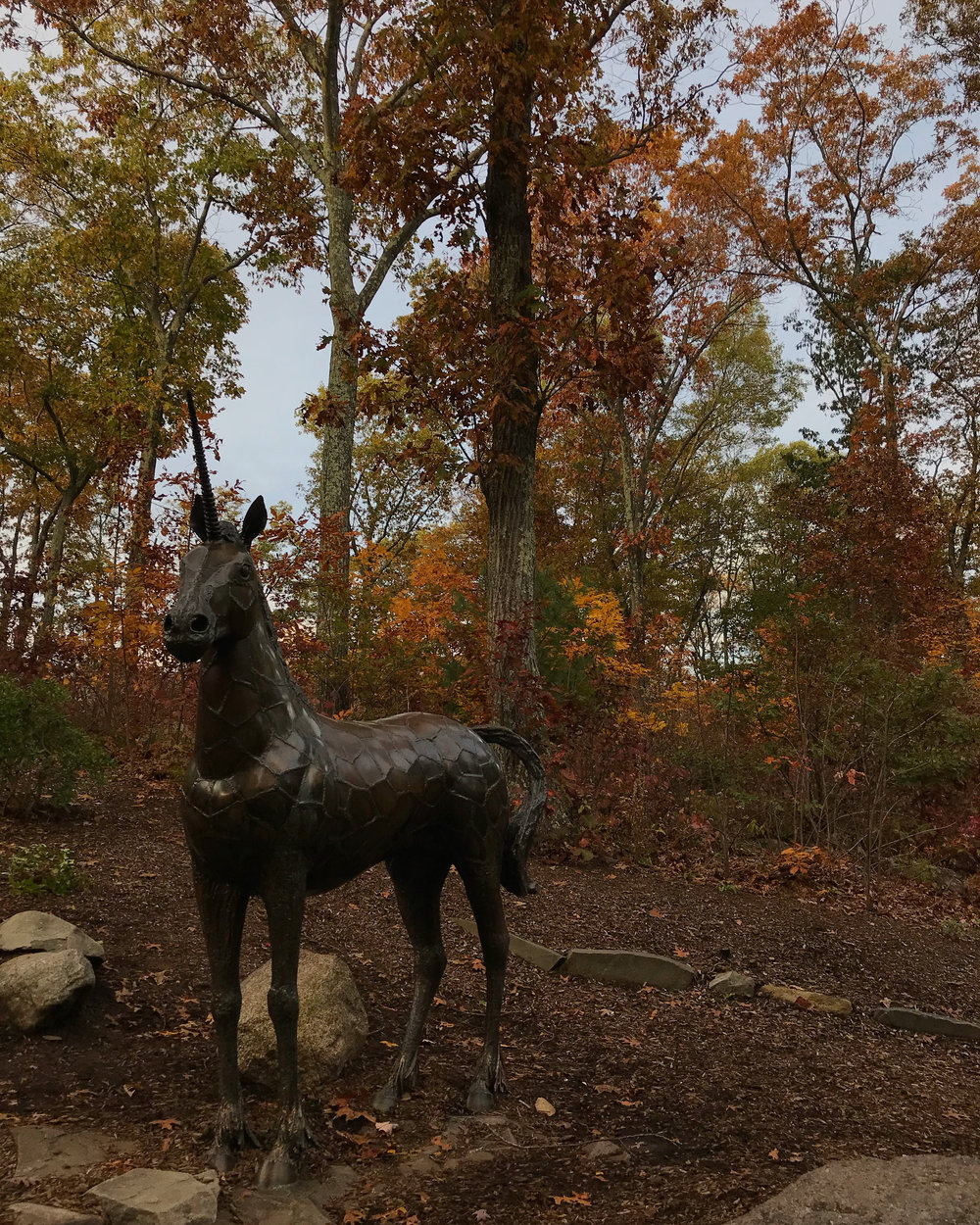 Julia's Garden, World War I Memorial Park (North Attleboro, Massachusetts)