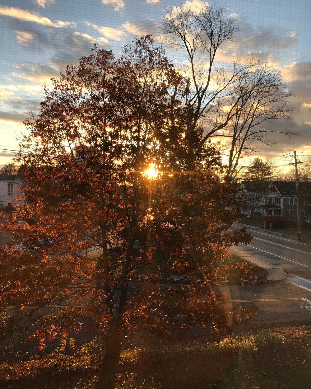 Sunrise (Medway, Massachusetts)