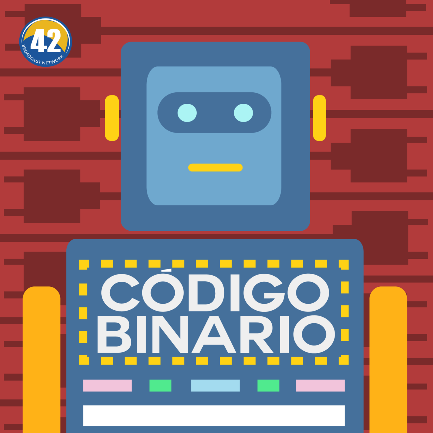 Código Binario - 42 Broadcast Network