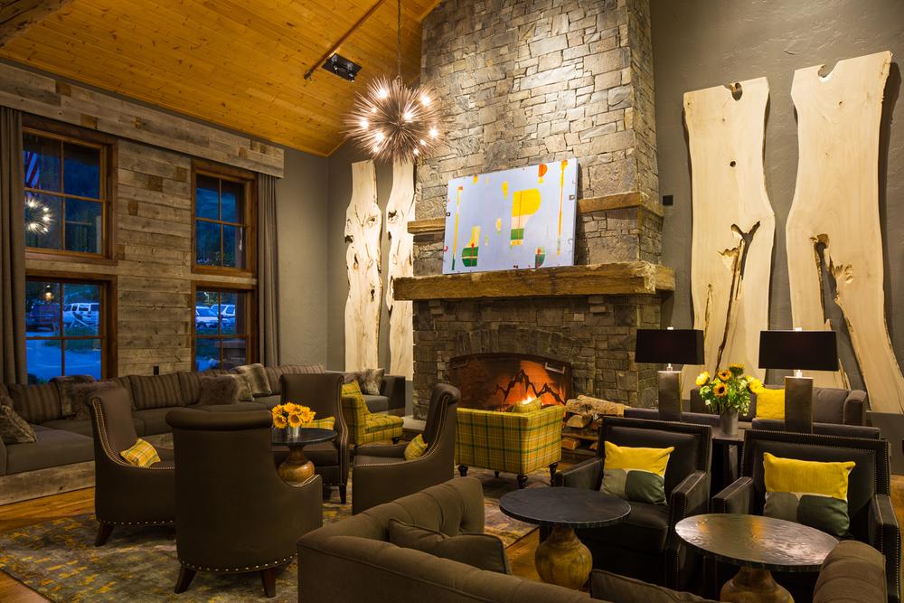 Teton Mountain Lodge & Spa, WY