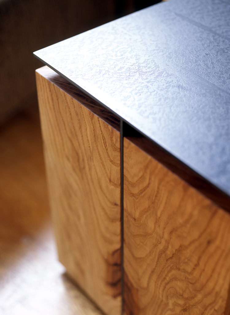 clerestory end table I