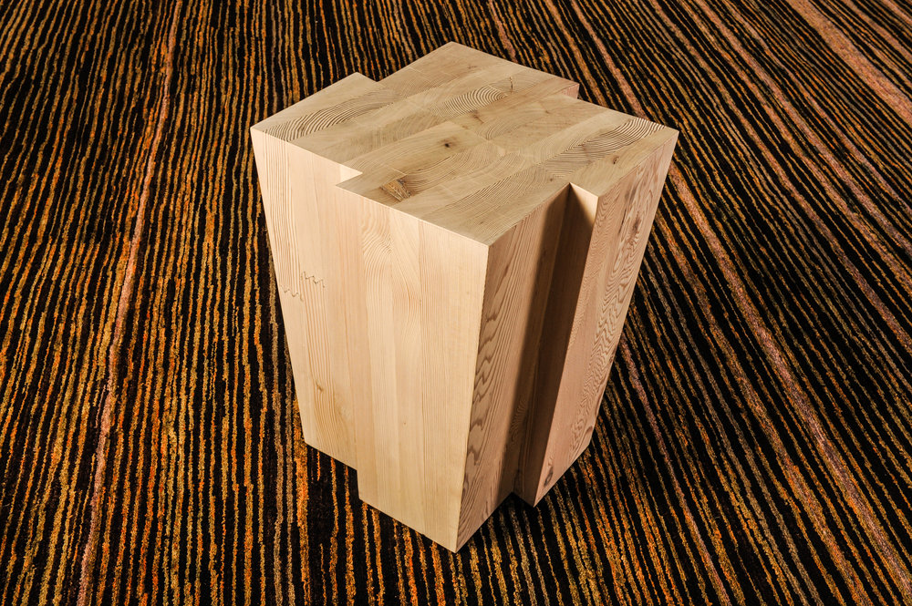 OLYMPUS END TABLE