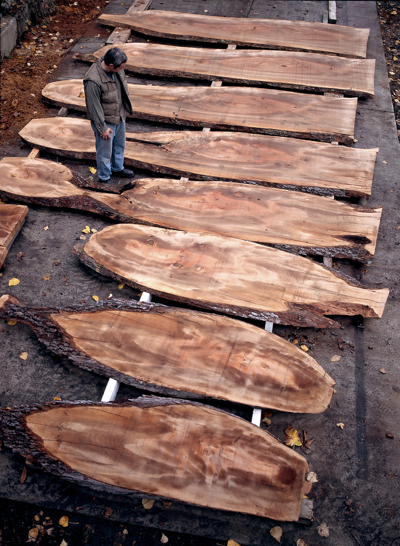 Salvaged Wood Furniture. U201c