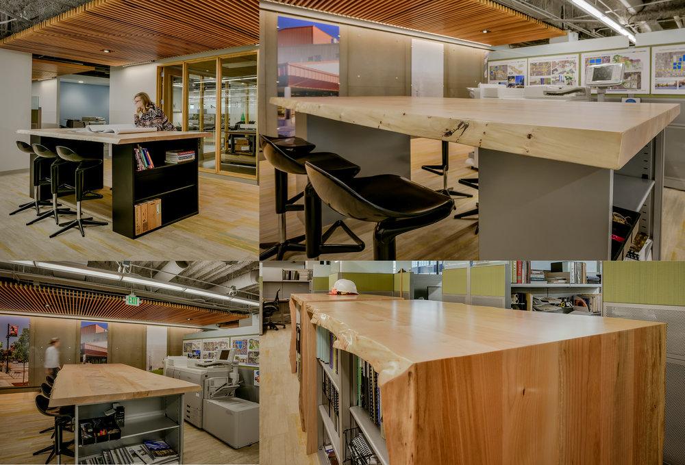 Reception Furniture. Desking System