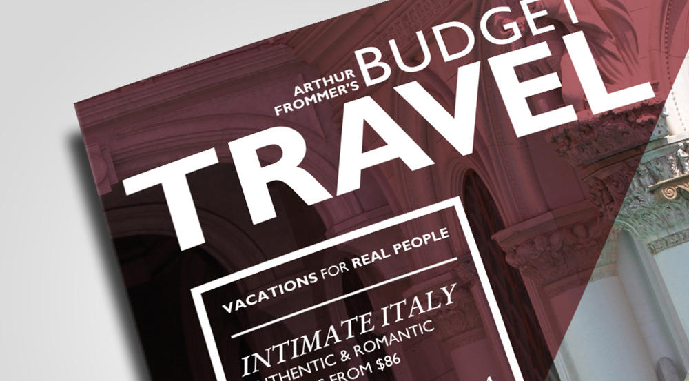 BUDGET TRAVEL MAGAZINE