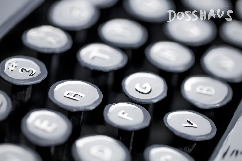DOSSHAUS Grey Typewriter 3.jpg