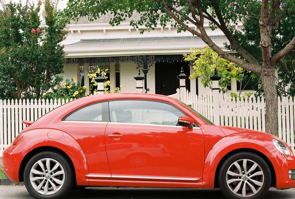 VW Malvern. Shot on Olympus OM 2N.