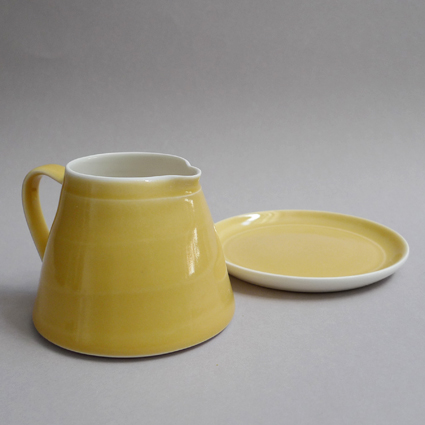 Jug and dish set, Sunshine. RRP $90