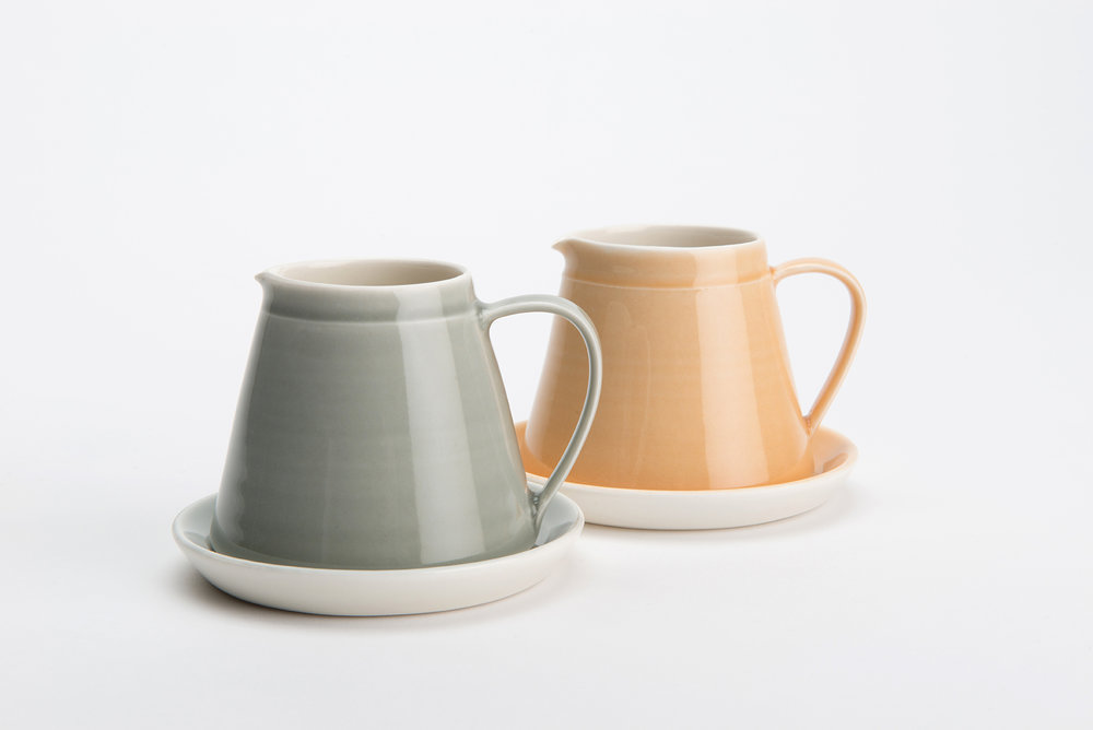 Jug and dish set.  RRP $90
