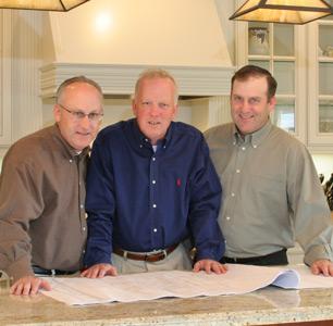 John, Bob & Terry Murphy