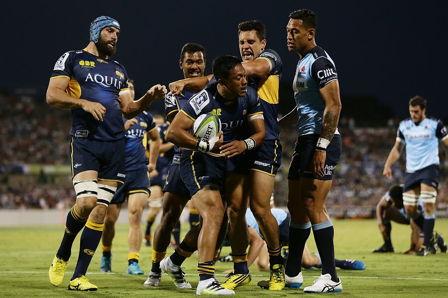 Official Podiatrists of the ACT Brumbies