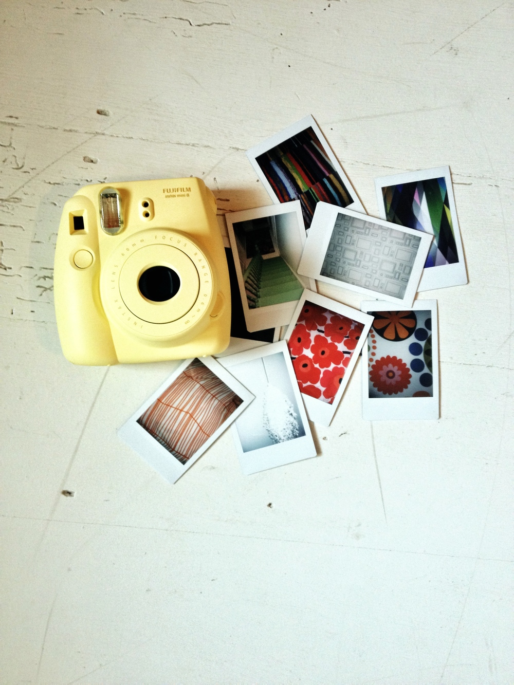 Instax mini 8 from  Fujifilm
