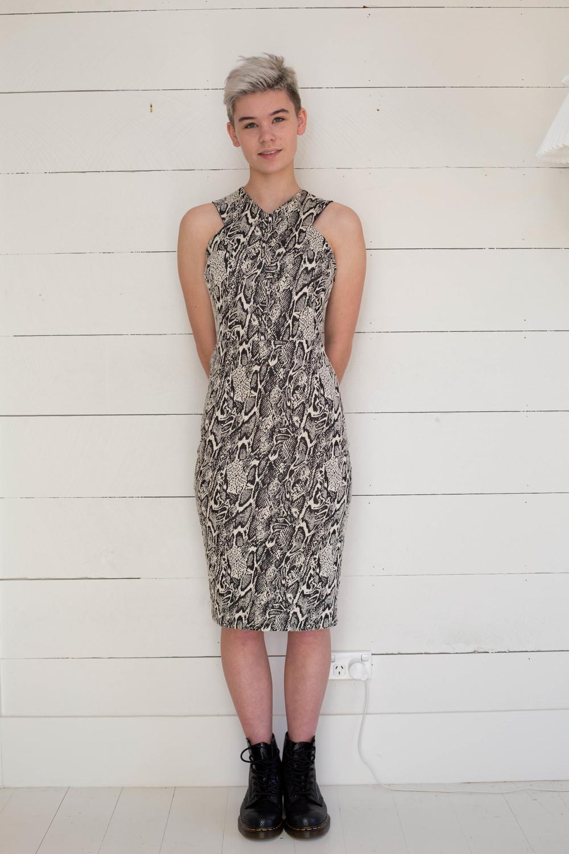 Baja Bodycon Dress