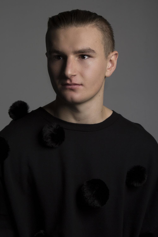 Maakie Pom Pom Sweater