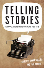 'Bad Memories: Mary Lord's Hal Porter: Man of Many Parts', Telling Stories: Australian Literary Cultures 1935-2010, ed. Paul Genoni & Tanya Dalziell, Monash University Publishing, Melbourne, 2013.