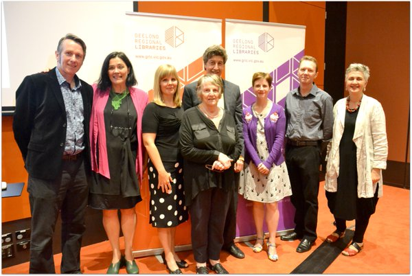 World Poetry Day 2015, Geelong
