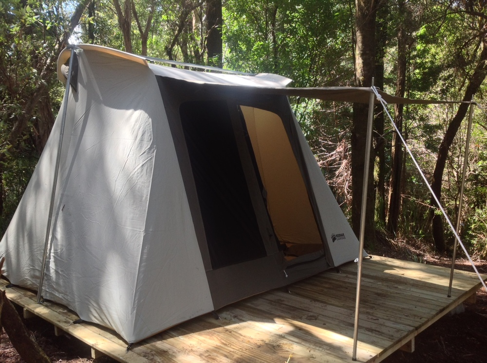 Safari Style Camp Sites