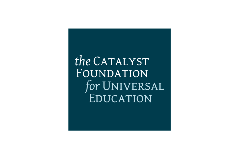 Catalyst Foundation for Universal Education Logo