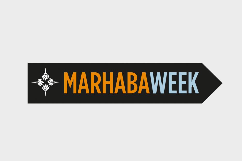 Marhaba Week Identity