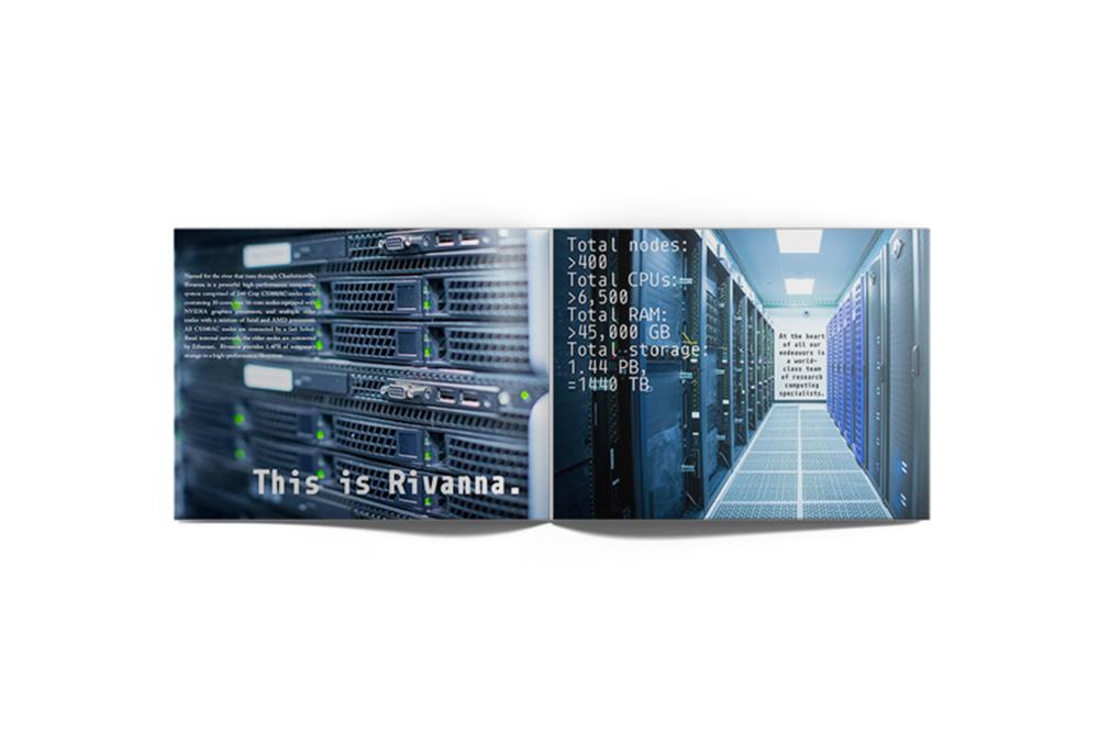 UVA Advanced Computing Brochure