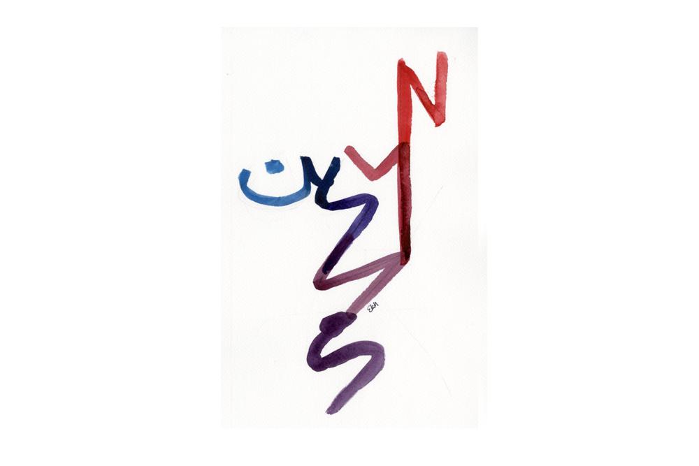 Abjad Alphabet