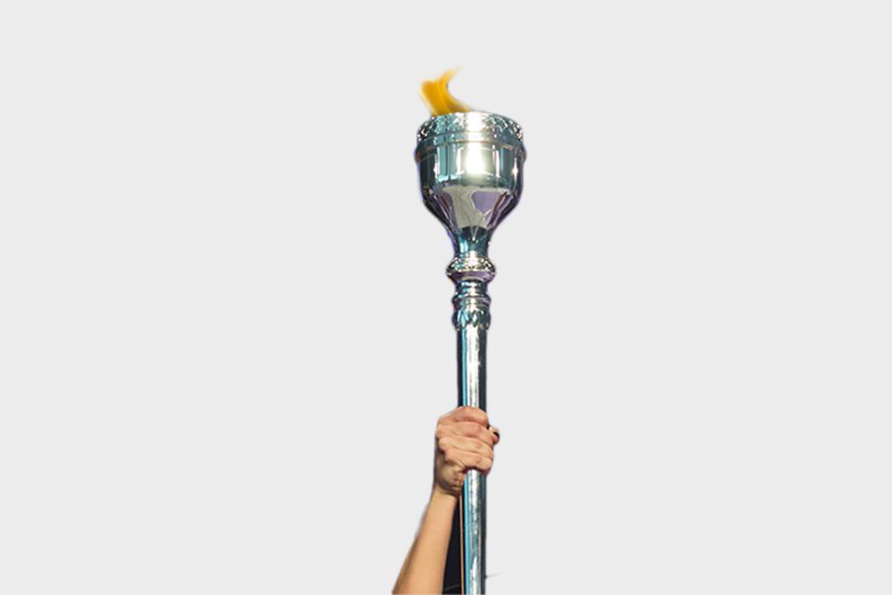 NYU Abu Dhabi Torch