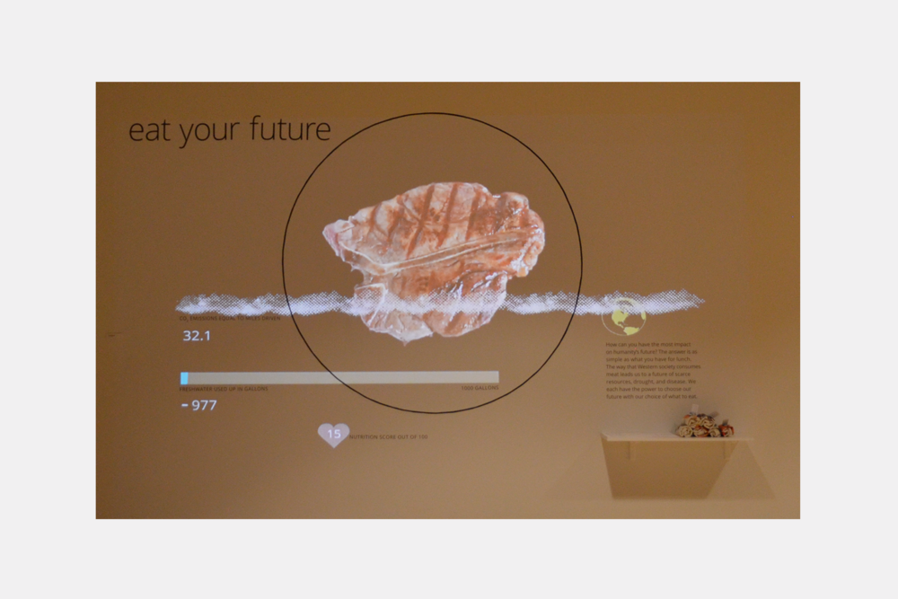 Eat Your Future Installation